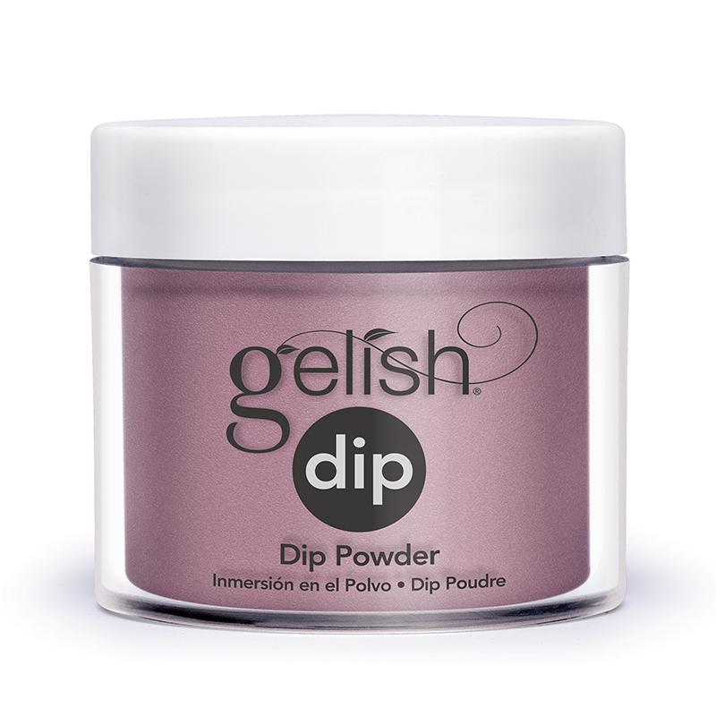 No sudden mauves | Color de Gelish® DIP