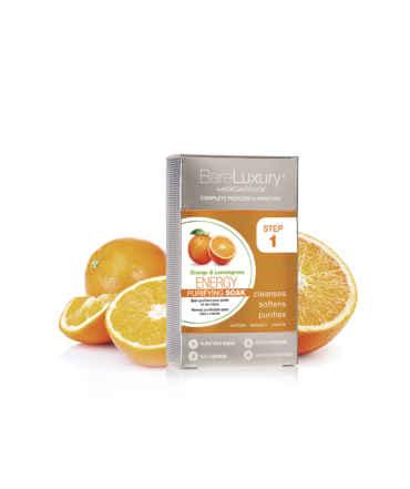 Energy Naranja & Citronella 4 Pack