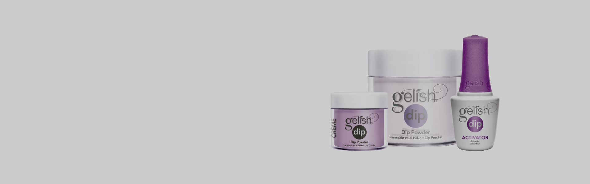Productos Gelish® DIP