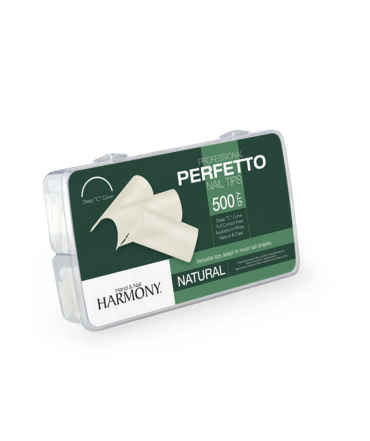 Perfetto Nail Tips Natural