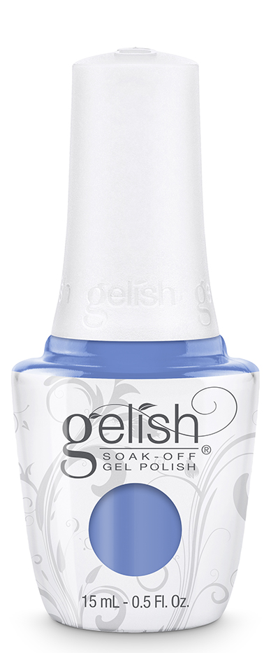 Blue-eyed Beauty, color esmalte de uñas Gelish® España