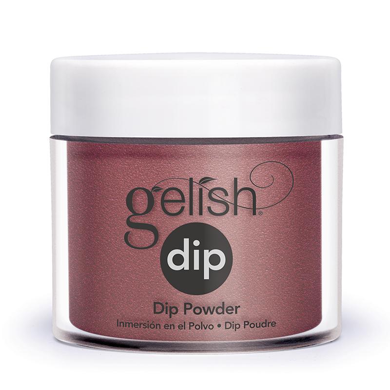 Color Wish Upon A Sarlet Gelish® DIP