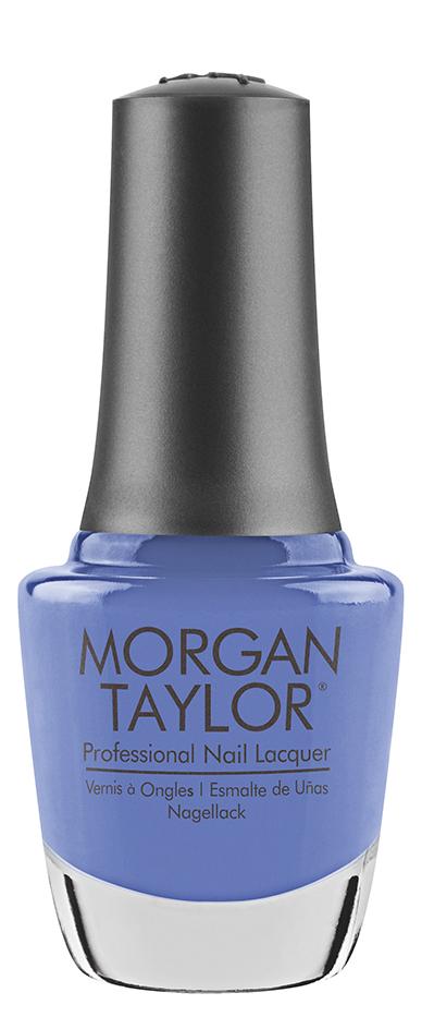 Blue-eyed Beauty, color de esmalte de uñas de Morgan Taylor® España
