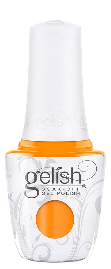 You've Got Tangerine Lines, color esmalte de uñas Gelish® España
