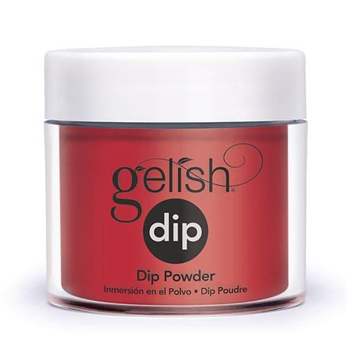 Classic red lips, color de esmalte de uñas de Gelish® DIP España