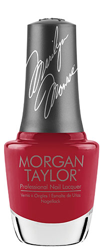 Classic red lips, color de esmalte de uñas de Morgan Taylor® España
