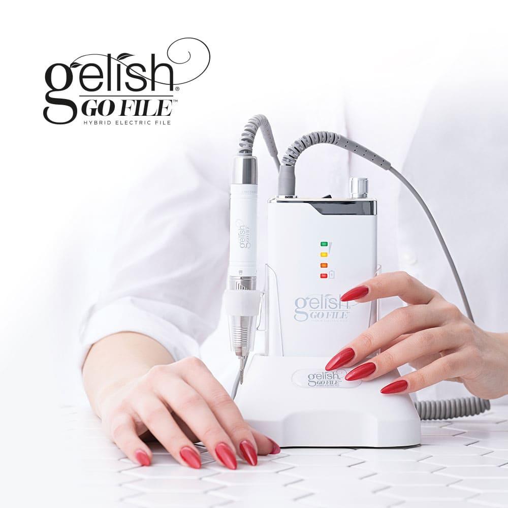 Lima eléctrica Gelish® Go-File